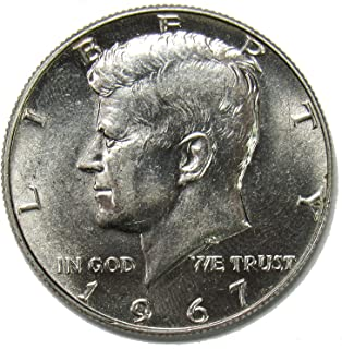 1967 gold kennedy half dollar