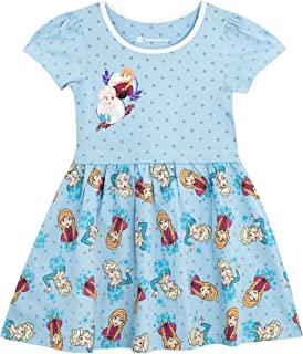 Disney La Reine des Neiges - Robe - Frozen - Fille