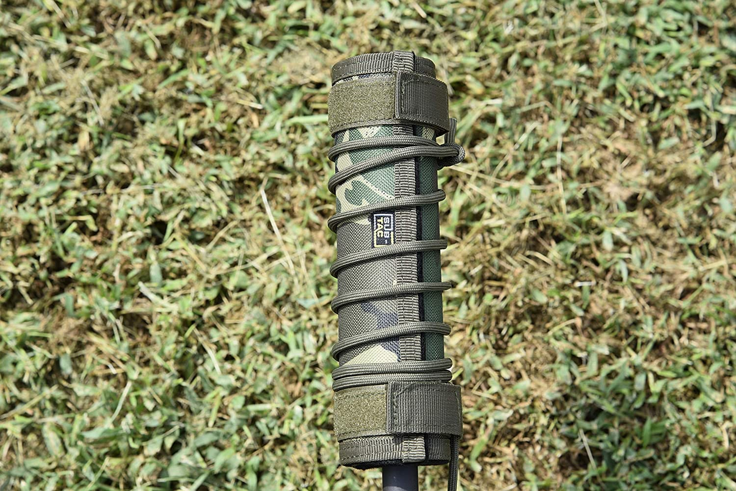 Subtac Full Auto Year-end annual account High Temp Alpha Suppressor Silencer in Cover 4 years warranty 8