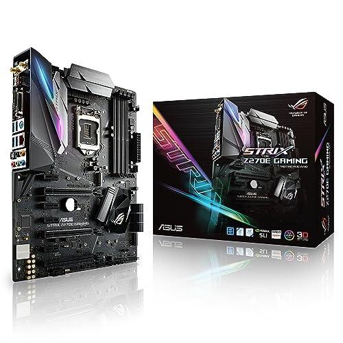 Asus ROG Strix Z270E Gaming - Placa Base para Gaming (4 x PCIe 3.0,