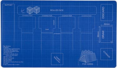 Inked Playmats Blueprint SW: Destiny Playmat Inked Gaming TCG Game Mat for Cards