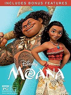 Best Moana (2016) (With Bonus Content) Review