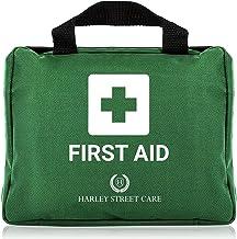 Harley Street Care Kit Profesional de Primeros Auxilios/Kit de Emergencia de 103 Piezas. Kit de Primeros Auxilios Completo, Premium, Compacto y Duradero