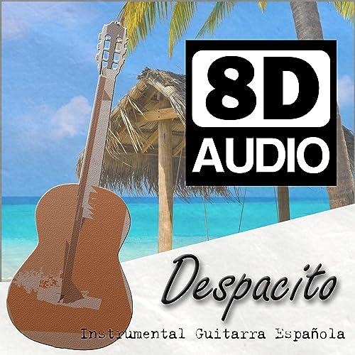 Despacito (Instrumental) [Remasterizado En 8D] de Master Guitar en ...