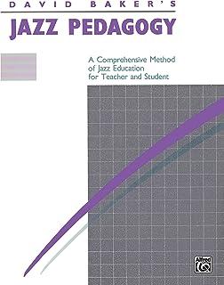 Jazz Pedagogy, for Teachers and Students