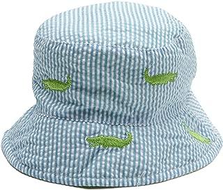 Mud Pie Prince Gator Reversible Sun Hat