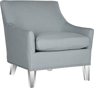 Safavieh Mercer Collection Hollywood Glam Teal Tufted Club Chair
