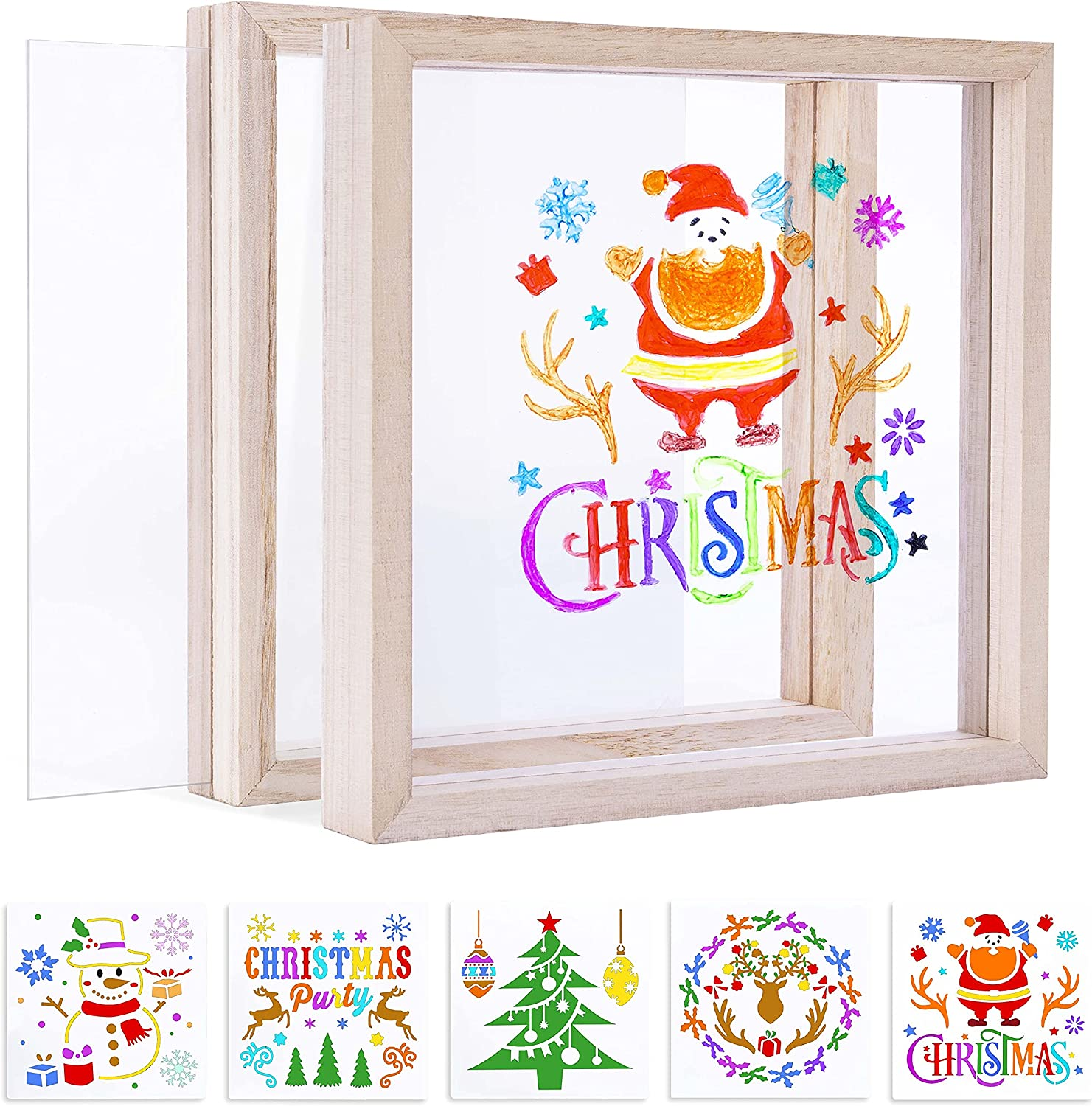 Woiworco Acrylic Stained Glass Painting Window DIY Ranking TOP8 Kit Max 70% OFF Art Sunc