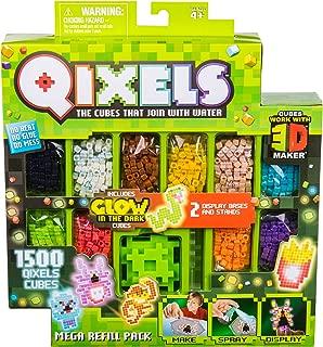 Best qixels s4 3d mega refill pack Reviews