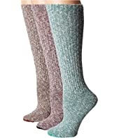 Merrell - Stowe Knee High Socks 3-Pair Pack