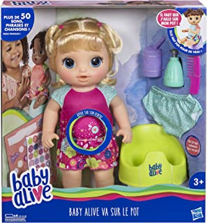 Baby Alive–Doll, e0609, Varied