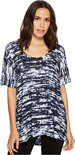 Nally & Millie - Static Print Tunic