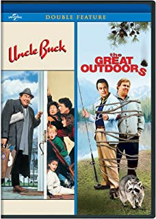 The Great Outdoors / Uncle Buck Double Feature