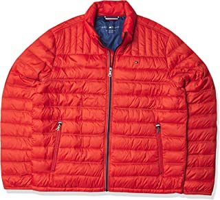 Men's Real Down Insulated Packable Puffer Jacket