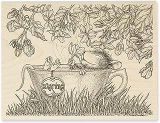 Stampendous HMR135 Jasmine Tea - Sello de goma