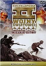 Encyklopedia II Wojny Ĺ wiatowej 55: Bitwa o El-Alamejn 1942 [DVD] (English audio)