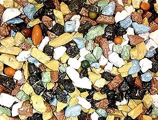 Chocorocks   Candy Coated Chocolate Shaped Rocks   2 Pound ( 32 OZ )