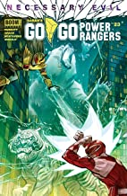 Saban's Go Go Power Rangers #23 (English Edition)