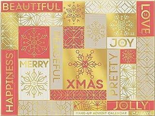 "LAHAYE Beauty Adventskalender""BEAUTIFUL X-MAS"" 2021, 24 hochwertige Produkte, Geschenkset"
