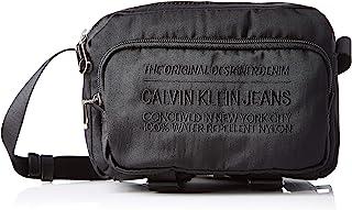 Calvin Klein Nylon Utility Utility Camera Bag - Shoppers y bolsos de hombro Hombre
