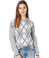 Indy Argyle Sweater