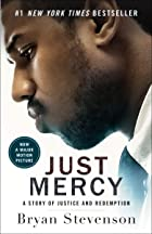 Cover image of Just Mercy by Bryan Stevenson