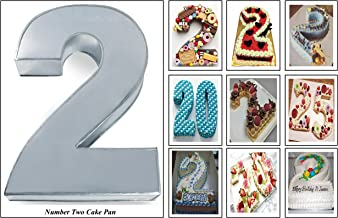 Best number 2 shaped birthday cake Reviews