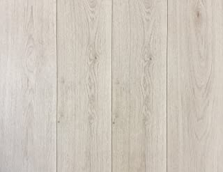 Swiss Krono Trend White Laminate Flooring 8mm (22.93 sq. ft./case) Made in Germany European Quality