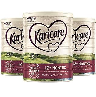 Karicare 3 Toddler Milk Drink from 12+ Months Bundle Pack, 2.7 kg