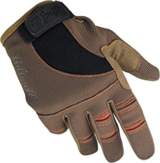 Biltwell Moto Gloves (Brown/Orange, Medium)
