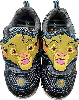 ACI Lion King Boys Sneaker Shoes Light Up