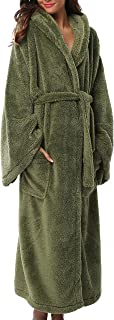 Best green hooded robe Reviews