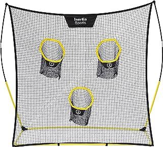Inertia Sports Football Quarterback Throwing Target Training Net