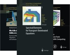 Lecture Notes in Computational Science and Engineering (50 Book Series)