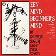 Best zen mind beginner's mind audible Reviews