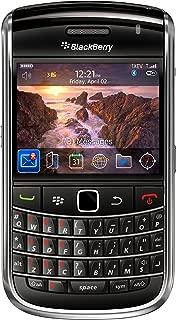 Blackberry 9650 Bold Unlocked GSM Smartphone with 3 MP Camera, Bluetooth, 3G, Wi-Fi, and MicroSd Slot (Black)