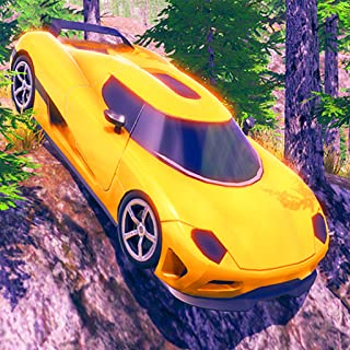 Super Mountain Journey Car Stunts: Impossible Hill Climbing Racing