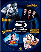 The Best of - Volume Three: (Blazing Saddles / The Departed / GoodFellas / Superman)