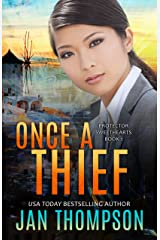 Once a Thief: An International Christian Romantic Suspense (Protector Sweethearts Book 1) Kindle Edition