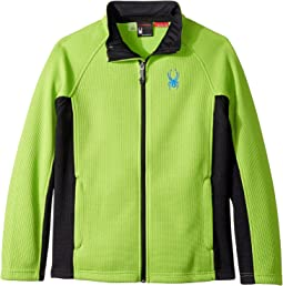 Spyder Kids - Constant Full Zip Stryke Jacket (Big Kids)