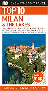 DK Eyewitness Top 10 Milan and the Lakes (Pocket Travel Guide)
