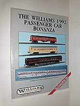 THE WILLIAMS 1992 PASSENGER CAR BONANZA - 1992 - Williams Electric Trains, Columbia, MD.