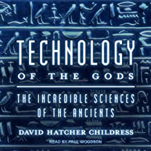 technology of the gods audiobook