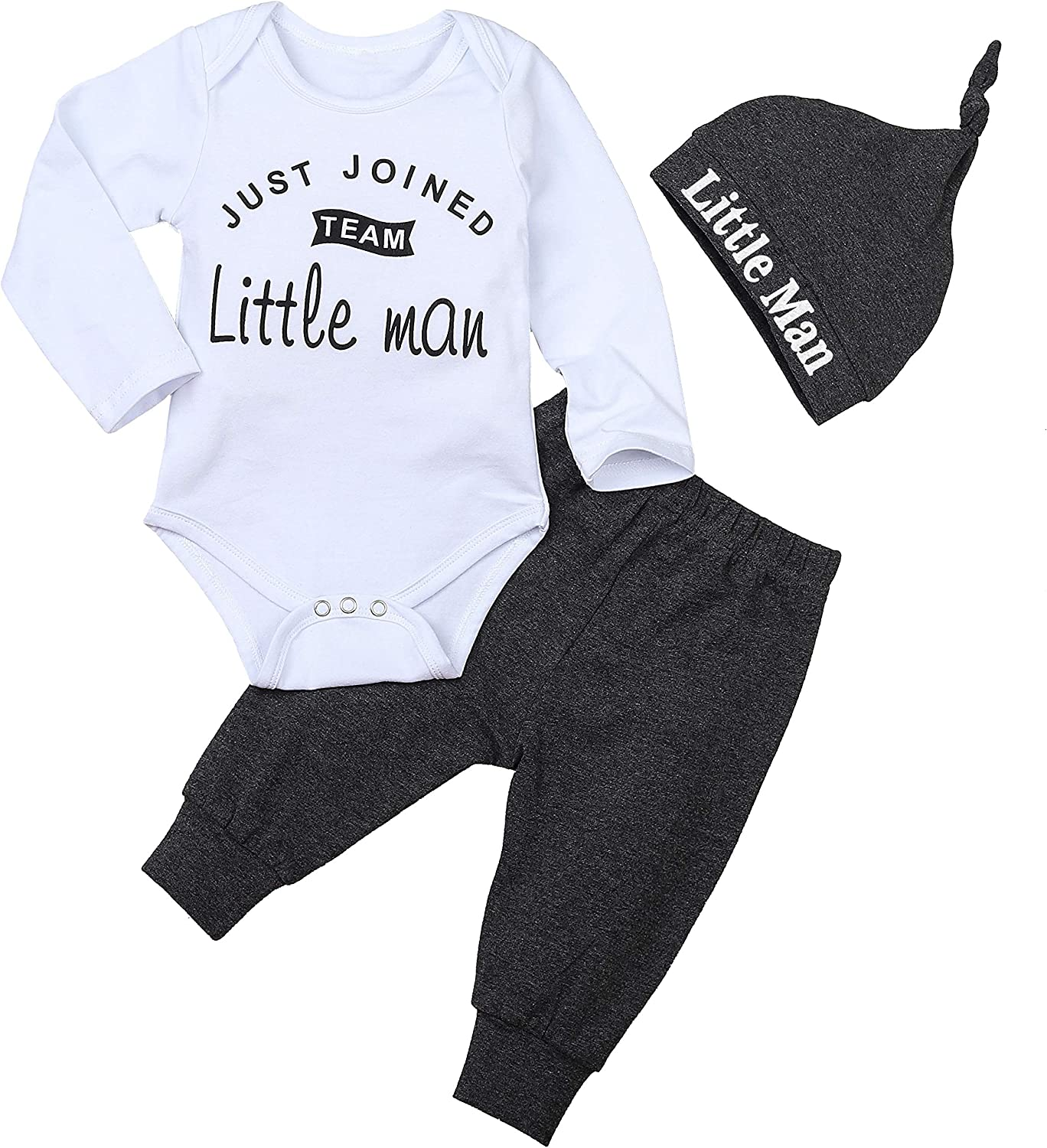 Toddler High Jacksonville Mall quality new Infant Baby Boy Clothes Cute Outfit Golf Summer Black Ro