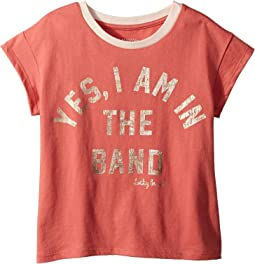 Lucky Brand Kids - Paola Tee (Big Kids)
