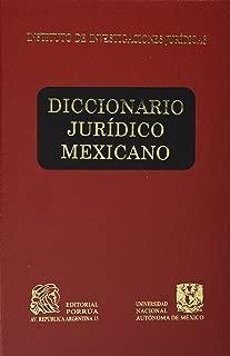 DICCIONARIO JURIDICO MEXICANO 1-4