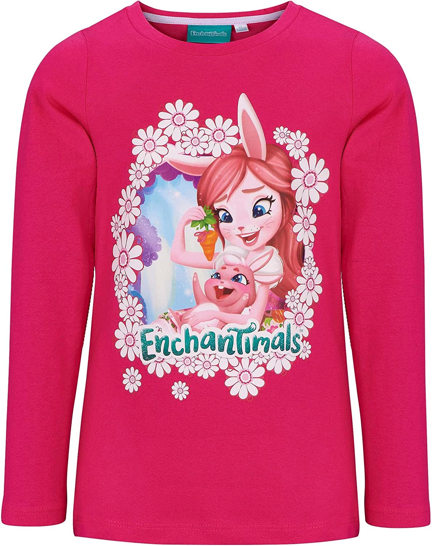 Enchantimals Long Sleeve T-Shirt Purple