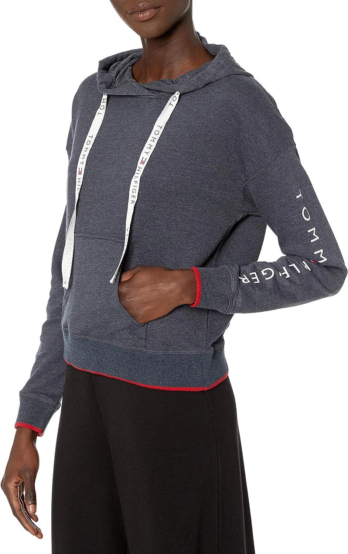 Tommy Hilfiger Women's Lounge Sleep Sweatshirt Hoodie