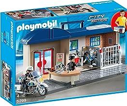 PLAYMOBIL® Police Take Along Station