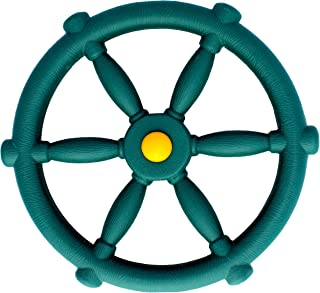 Jungle Gym Kingdom Pirate Ships Wheel (Green)